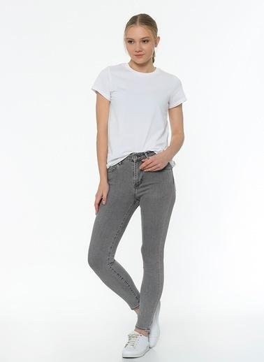 Levi's® 362000074 501 Crop Montgomery Baked Kadın Jean Pantolon İndigo